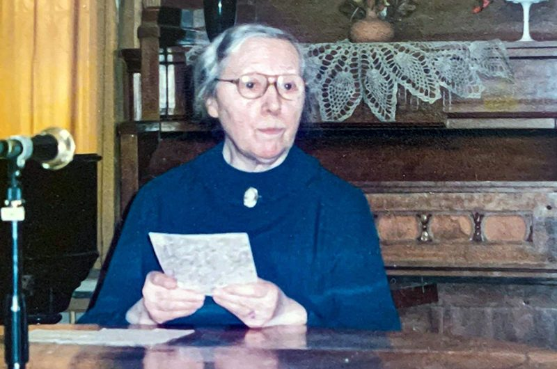 «Опыт диалога с Богом через страдания»: памяти Ирины Софроницкой