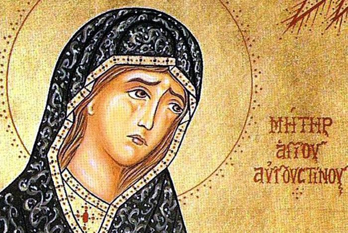 27 августа — св. Моника Тагастская