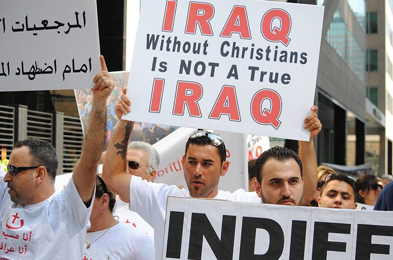 Премьер-министр Ирака призывает христиан вернуться