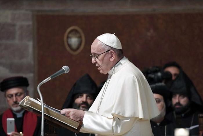 3 октября Папа Франциск подпишет новую энциклику в Ассизи