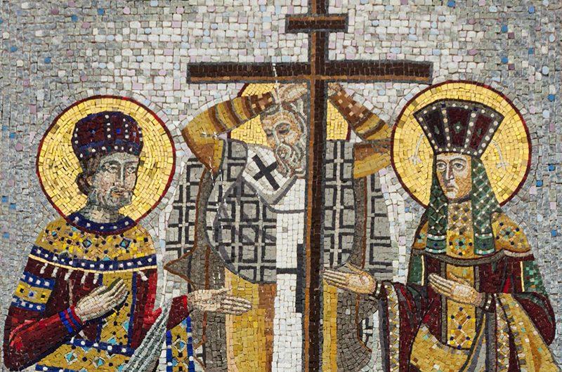 14 сентября — Воздвижение Креста Господня