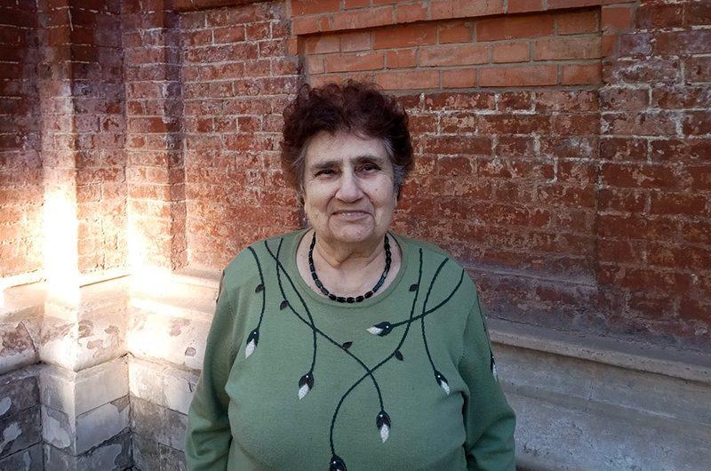 Татьяна Кикиджан: «Храм для меня всё»