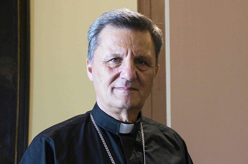 Епископ Марио Грек: самоизоляция выявила «определенную духовную неграмотность»