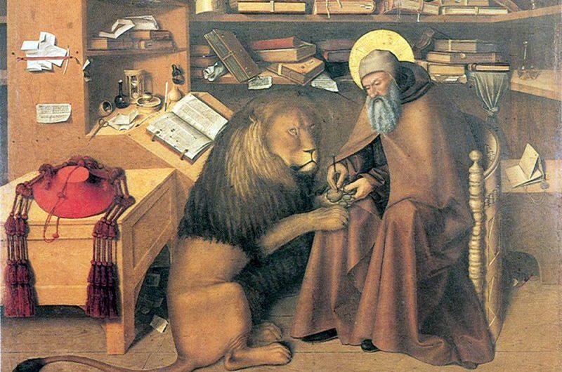 «SCRIPTURAE SACRAE AFFECTUS». Апостольское послание в 1600 годовщину смерти св. Иеронима