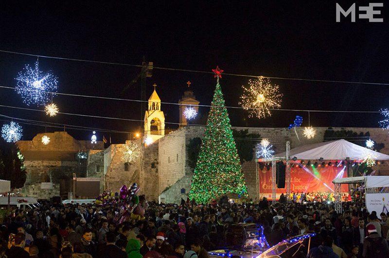 Власти Палестины могут ограничить празднование Рождества в Вифлееме