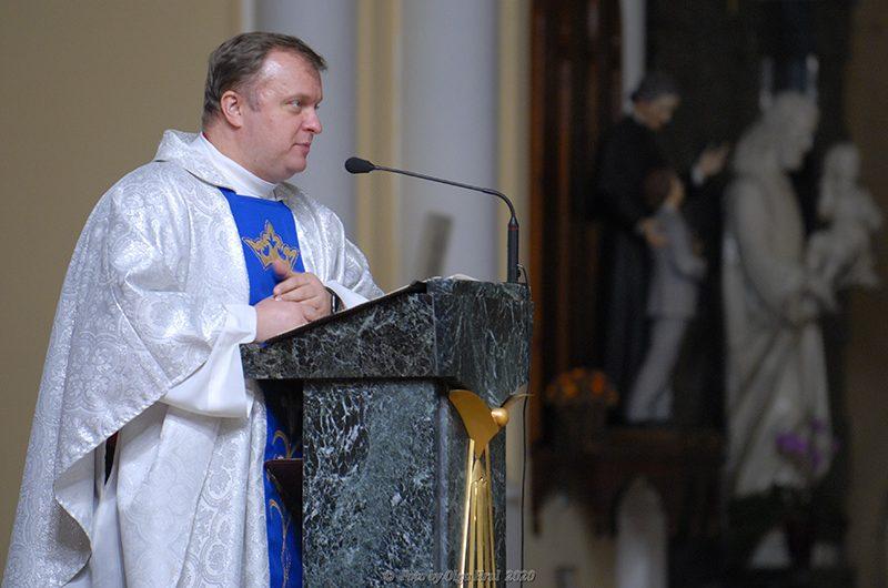 Отец Владимир Кабак, SDB: «Нам нужно научиться чувствовать Церковь»