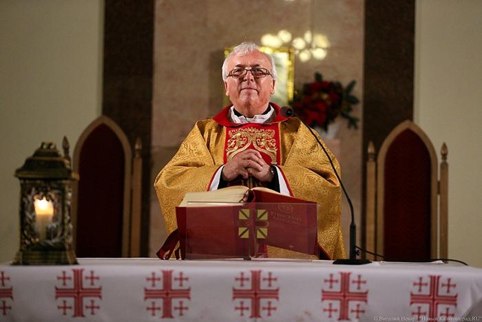 Отец Ежи Стецкевич: Апостол Калининграда