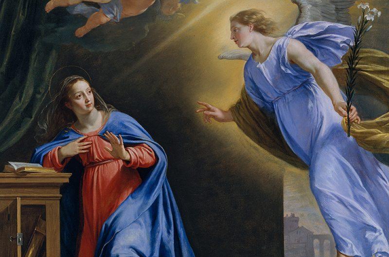 Не бойся, Иосиф! Не бойся, Захария! Не бойся, Мария! Не бойся, …!