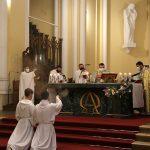 Фото: престольный праздник в Кафедральном соборе Непорочного Зачатия Пресвятой Девы Марии в Москве