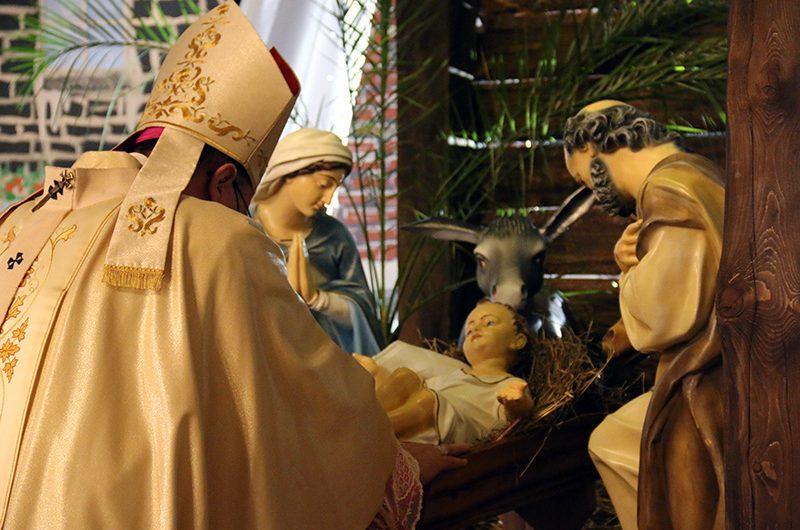 Владыка Павел Пецци: «Рождество – это тайна умиления Бога ко мне и к тебе»