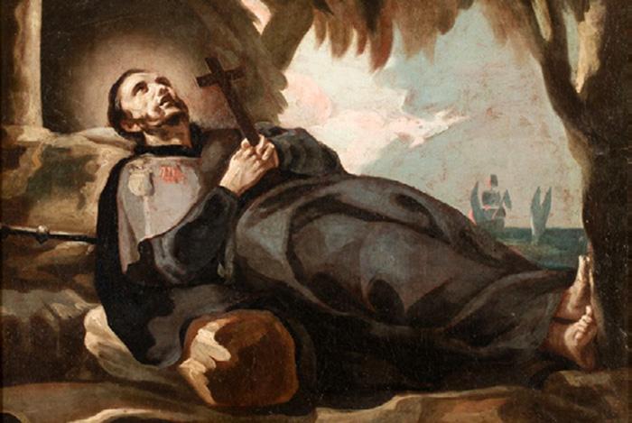 св. Франциск Ксаверий: «Не переставать надеяться на Бога»