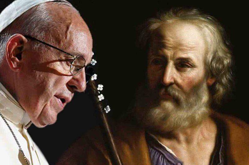Папа Франциск объявил Год святого Иосифа