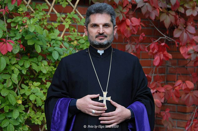 Монсеньор Петрос Петросян: «Я горжусь тем, что я салезианец!»
