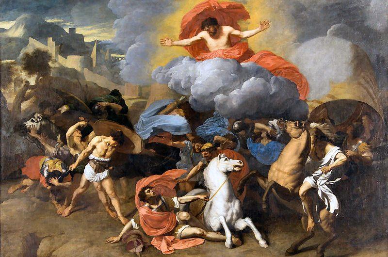 Обращение св. Павла: стать кем-то новым во Христе