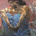«Демон сидящий» Михаила Врубеля: на краю пустыни