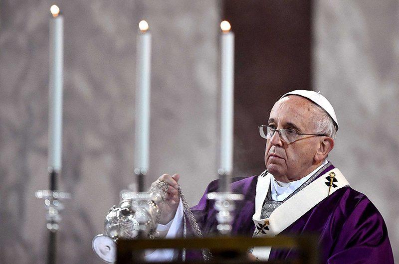 7 советов от Папы Франциска на Великий пост