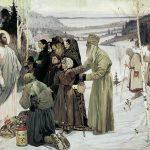 «Святая Русь» и «На Руси» Михаила Нестерова: в пустыне