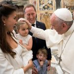 Папа Франциск: Семья должна быть вестью божественной любви для всего мира