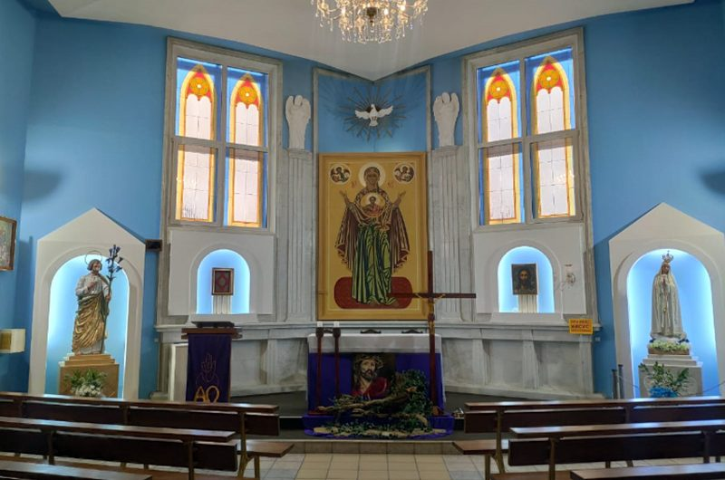 В Челябинске освятят алтарь в честь святого Иосифа