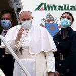 Интервью Папы на борту самолёта: о диалоге с исламом, Ираке, пандемии и женщинах