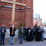Крест, который нас объединяет: общегородской Крестный путь в Москве