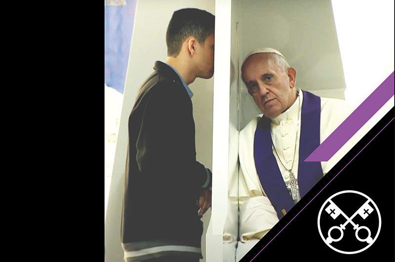 Молитвенные интенции Папы на март 2021