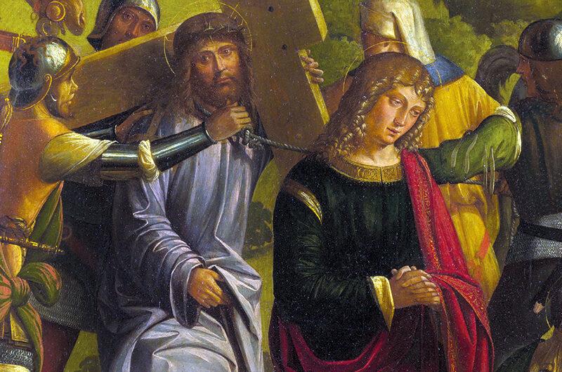 Крестный путь со св. Джоном Генри Ньюменом