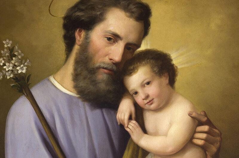 Святой Иосиф – образец мужества