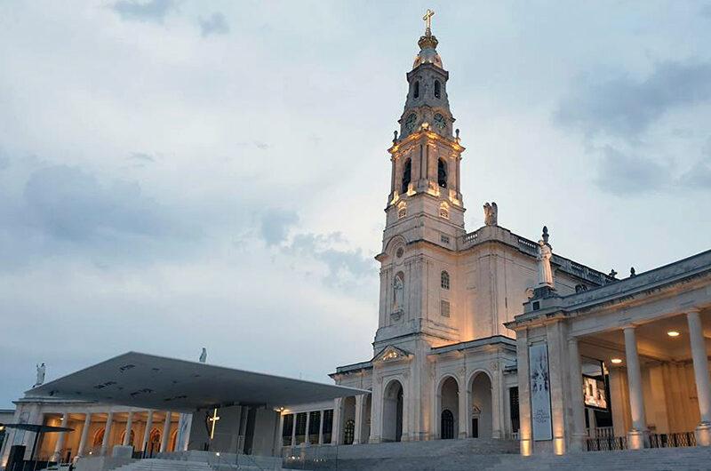 Санктуарий Девы Марии Фатимской в Португалии