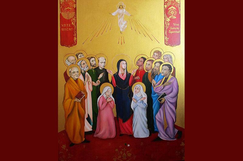 Сошествие Святого Духа: «вчера, сегодня и всегда»
