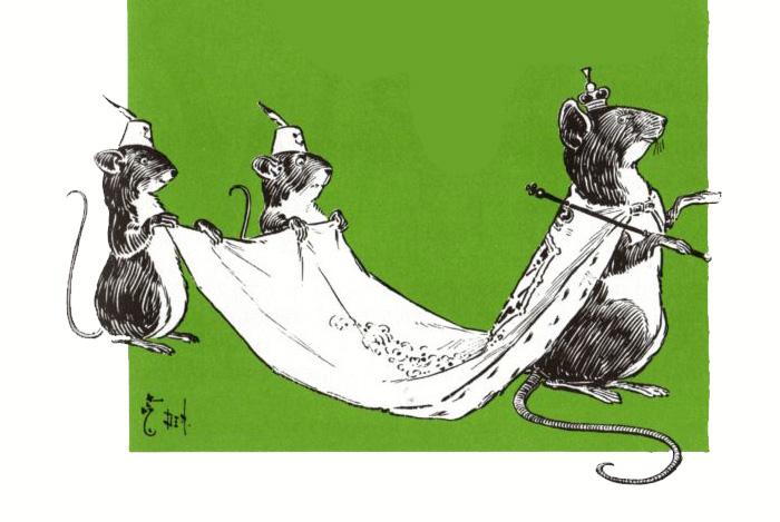Месть королевы мышей