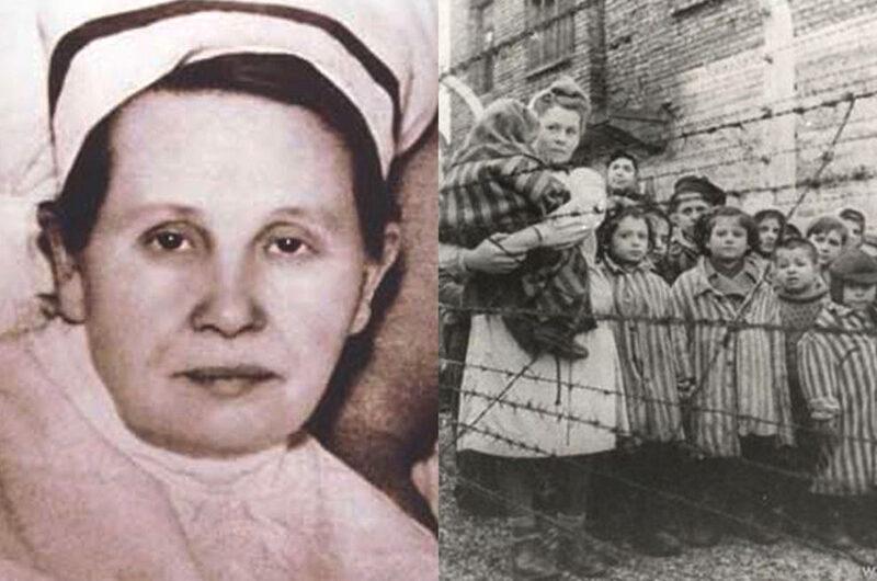 Невероятная история акушерки, которая помогла родиться 3000 детей в Освенциме