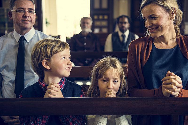 Как помочь детям остаться католиками