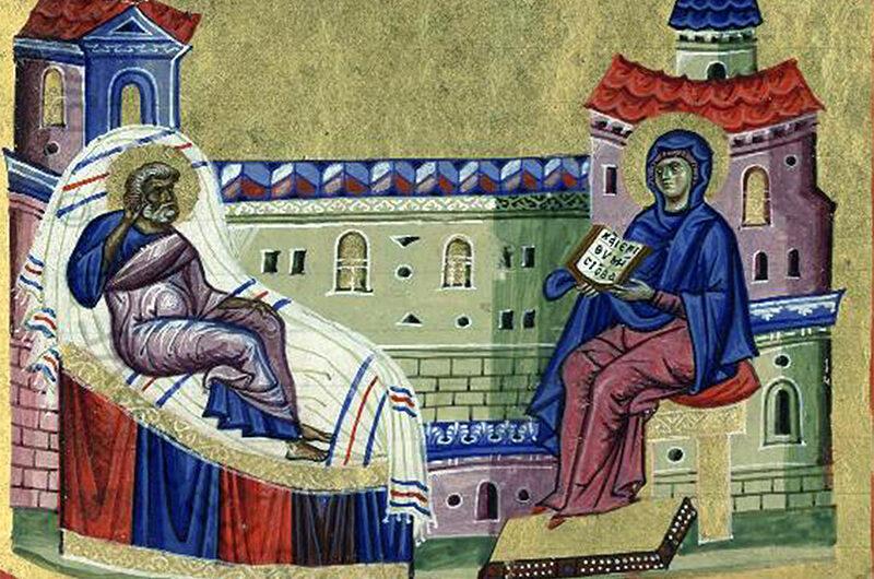 Основы иконографии святого Иосифа