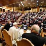 Папа встретился с лидерами церковных движений и новых общин