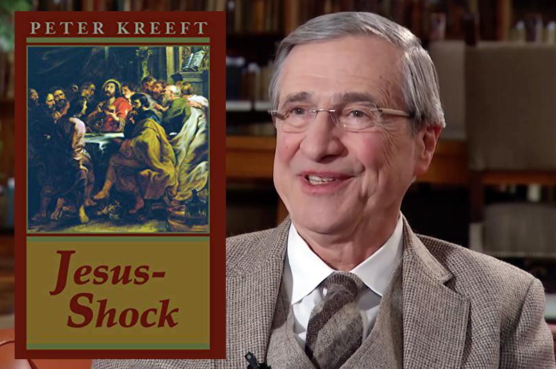 Питер Крифт: Шокирующая жизнь Иисуса
