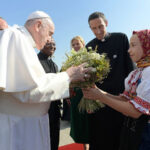 Папа в Словакии: 10 цитат о вере, свидетельстве и мире