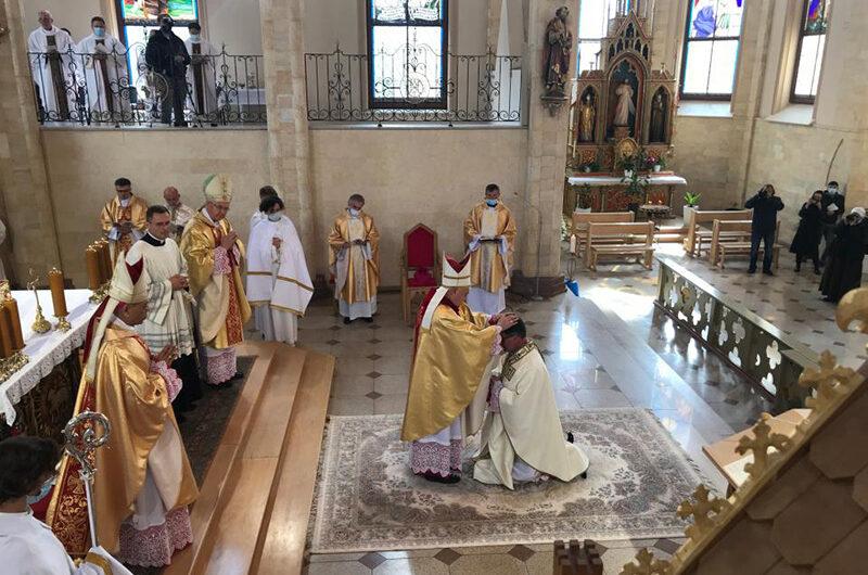 В Караганде рукоположен первый католический епископ родом из Казахстана