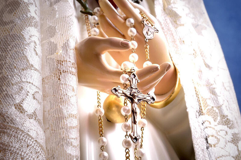 Радостные Тайны Розария как начало нашего спасения
