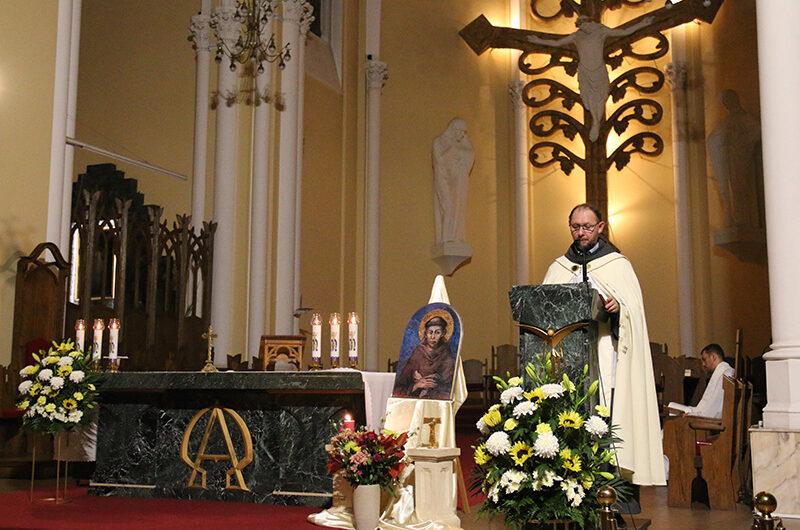 Фото: Торжество святого Франциска Ассизского в Москве
